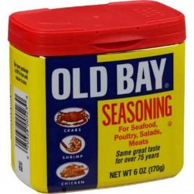 Old bay seasonning