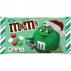 M&m's holiday mint 260.8g
