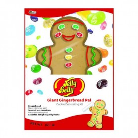 Jelly belly giant gingerbread pal