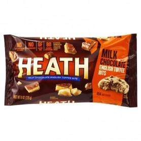 Heath milk chocolat english toffee