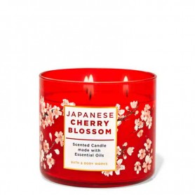 BBW bougie japanese cherry blossom