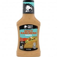 Taco bell spicy ranchero sauce