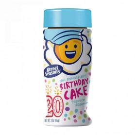 Kernel season's popcorn birthday cake