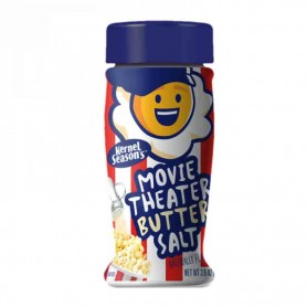 Kernel season's popcorn movie theatre butter salt