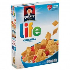 Quaker life cereal original