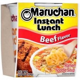 Maruchan instant lunch beef ramen