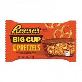 Reese's big cup pretzels