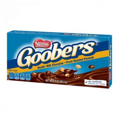 Goobers milk chocolate