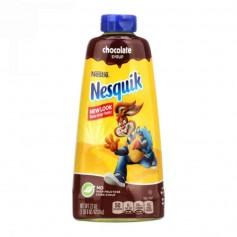 Nesquik syrup chocolate