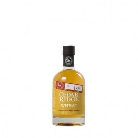 Whisky cedar ridge wheat