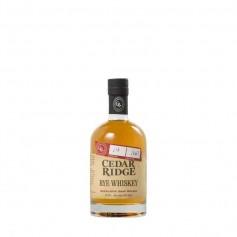 Whisky cedar ridge rye