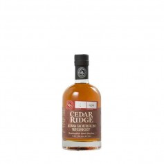 Whisky cedar ridge iowa bourbon
