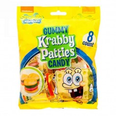 Krabby patties gummi candy