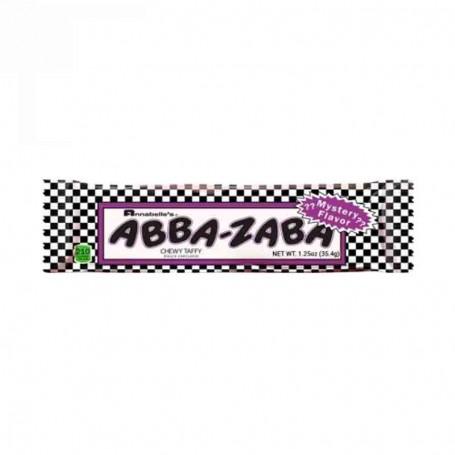 Abba-zaba mystery flavor
