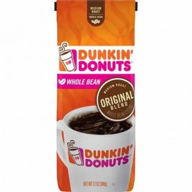 Dunkin donuts café en grain original blend
