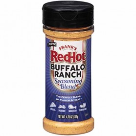 Frank's redhot buffalo ranch seasonning blend