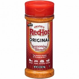 Frank's redhot original seasonning blend