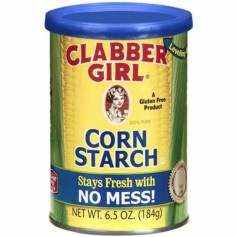 Clabber girl corn starch 184g