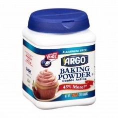 Argo baking powder 340g
