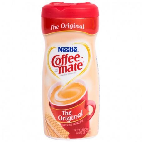 Coffee mate original value size