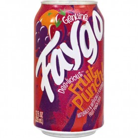 Faygo fruit punch