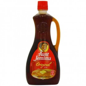 Aunt jemima original syrup 710ML