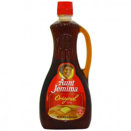 Aunty jemima original syrup 710ML