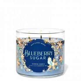 BBW bougie blueberry sugar