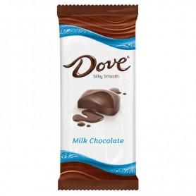 Dove bar milk chocolate