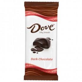 Dove bar dark chocolate