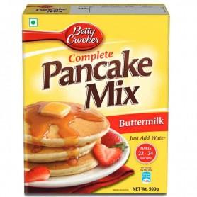 Betty crocker pancake mix complete