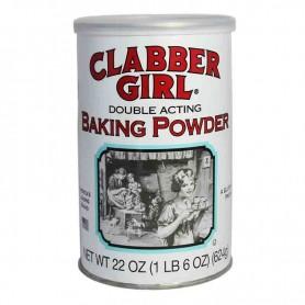 Clabber girl baking powder 624g