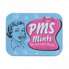 PMS mints candy