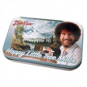 Bob ross happy little tree candy
