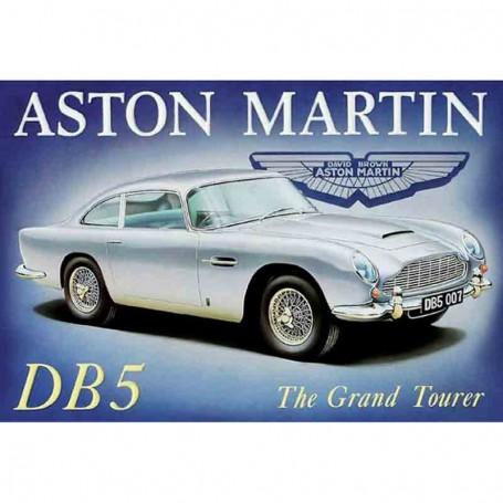 Magnet vintage aston martin DB5