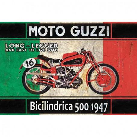 Magnet vintage motoguzzi