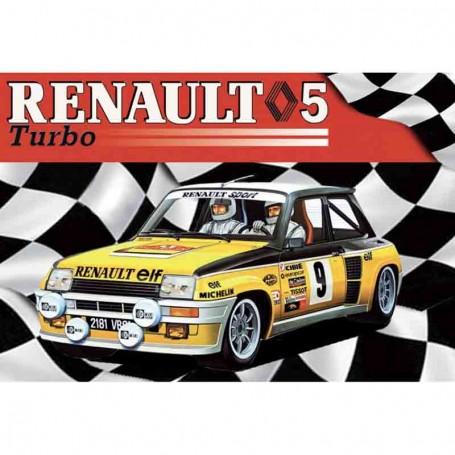 Magnet vintage R5 turbo