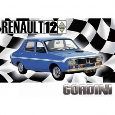 Magnet vintage R12 gordini