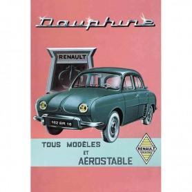 Magnet vintage dauphine