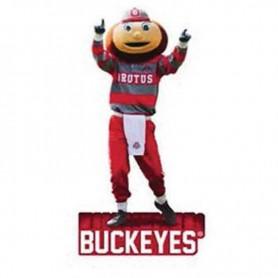 Totem mascot buckeyes ohio