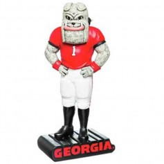 Totem mascot bulddog georgia