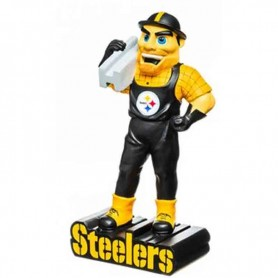 Totem mascot steelers pittsburg
