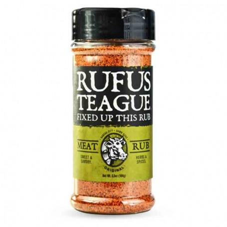 Rufus teague steak rub