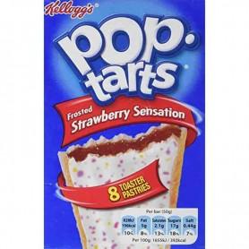 Pop tarts frosted strawberry sensation