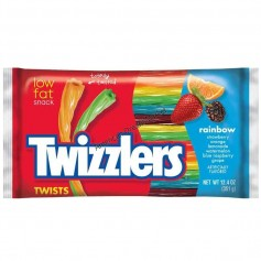 Hershey's Twizzlers twists rainbow