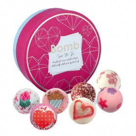 Coffret love me do bomb cosmetics