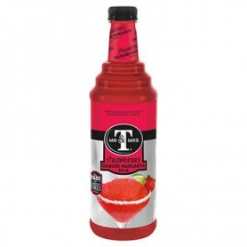 Mr & Mrs T strawberry daiquiry margarita mix