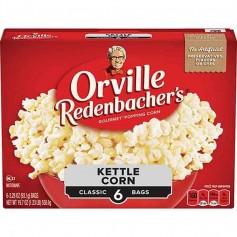 Orville pop corn kettle corn