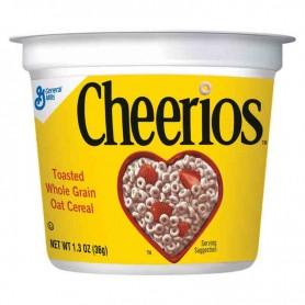 Cheerios cup