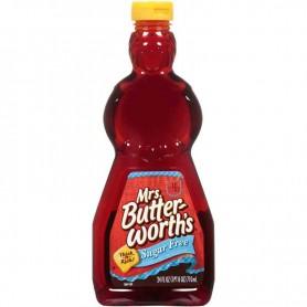 Mrs butterworth's sugar free syrup 710ML